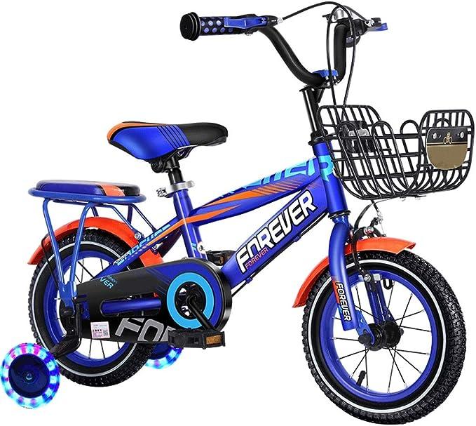Xiaoping Bicicleta para niños 12 Pulgadas, 14 Pulgadas, 16 ...