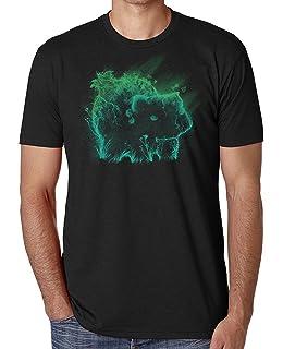 29e00d5c Bulbasaur Pokemon T-Shirt Inspired Fan Art Unisex Black T-Shirt ...