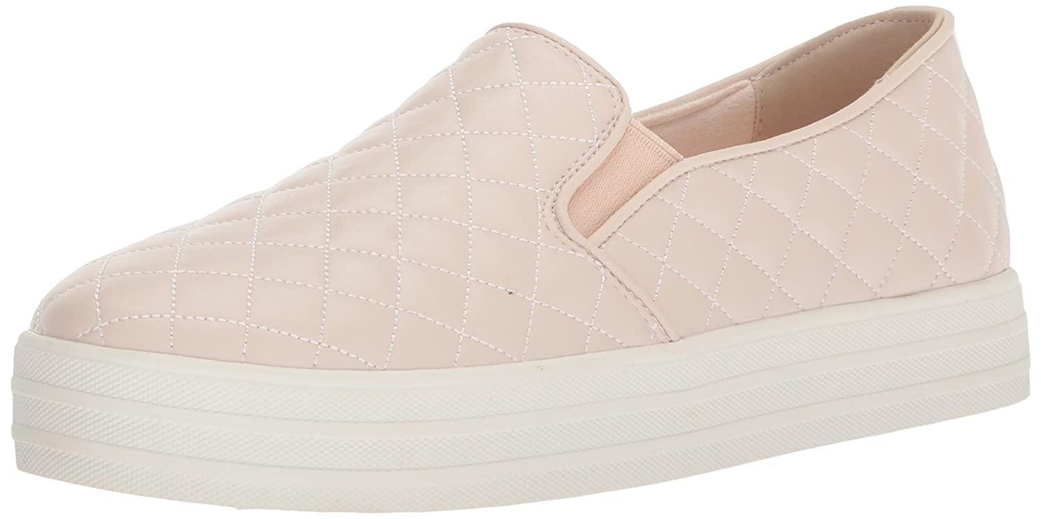 Skechers Women's Double up-Duvet Sneaker B074CMJRQD 9.5 B(M) US|Light Pink