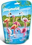 Playmobil - 6651 - Le Zoo - Groupe De Flamants Roses