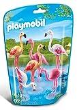 Playmobil 6651 - Fenicotteri, 6 Pezzi