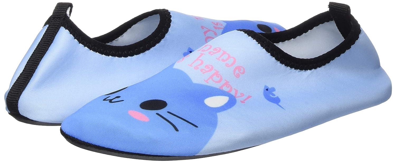 Laiwodun scarpe Toddler scarpe da nuoto per bambini Ragazzi Ragazze Scarpe a piede scalzo Aqua Scarpe da surf per la spiaggia Surf Yoga Unisex