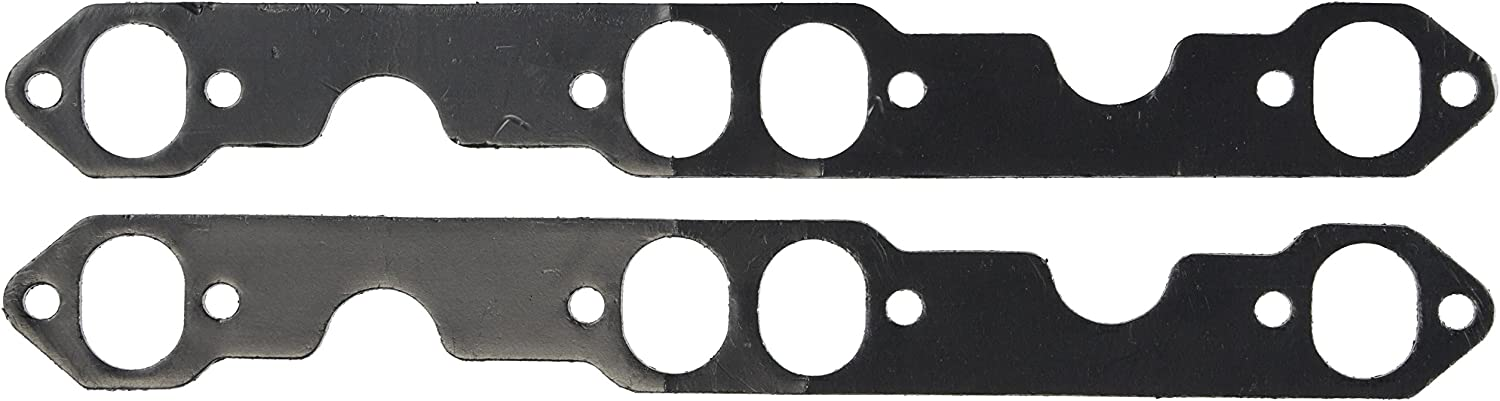 Set of 2 Remflex 2004 Exhaust Gasket for Chevy V8 Engine,