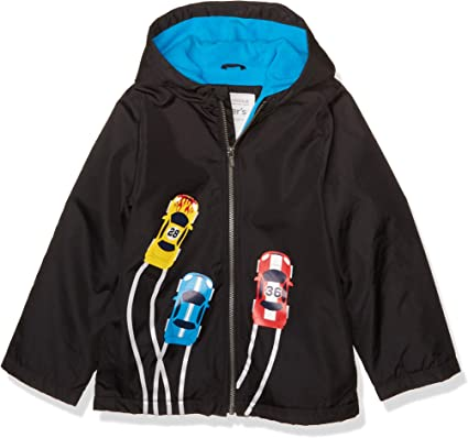 Carter's Boys Kids and Toddler Fleece Lined Midweight Jacket