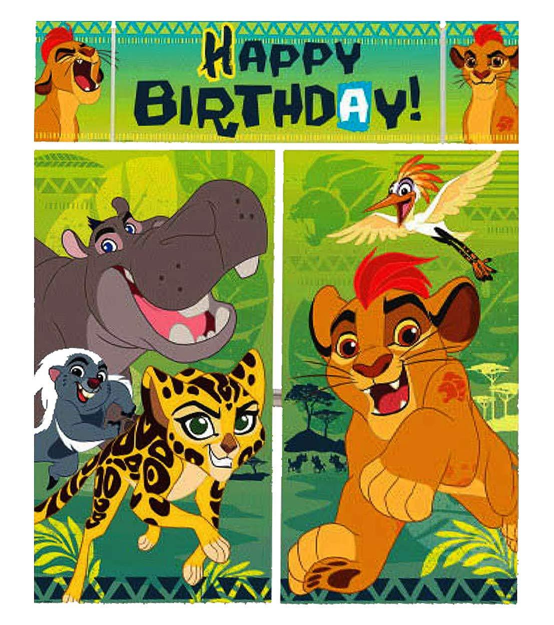 Amazon.com: Disney© - Kit de decoración de pared, diseño de ...