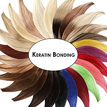 keratin bonding hair extensions 100 remy echthaar