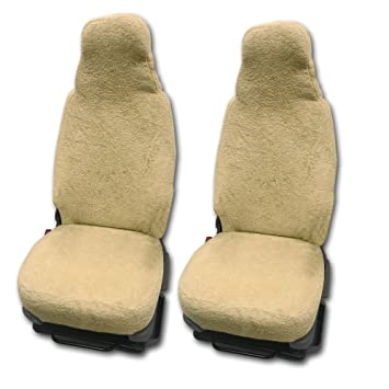 100 Terry Cloth Universal Seat Cover Slipcover Colour Sand For Pilot