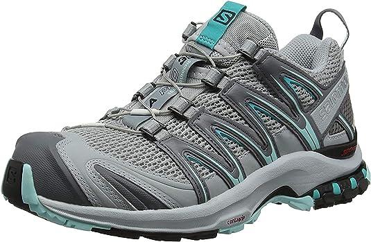 SALOMON XA Pro 3D, Calzado de Trail Running para Mujer: Amazon.es: Zapatos y complementos