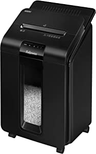 Automax 100M 100-Sheet Micro-Cut Auto Feed Paper Shredder
