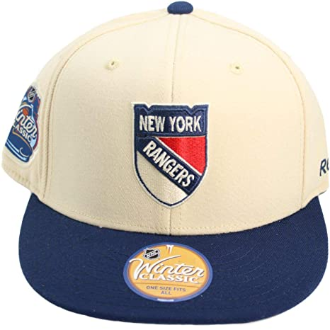Image Unavailable. Image not available for. Color  New York Rangers 2012 Winter  Classic Flexfit Reebok HAT ... 120f3e18b