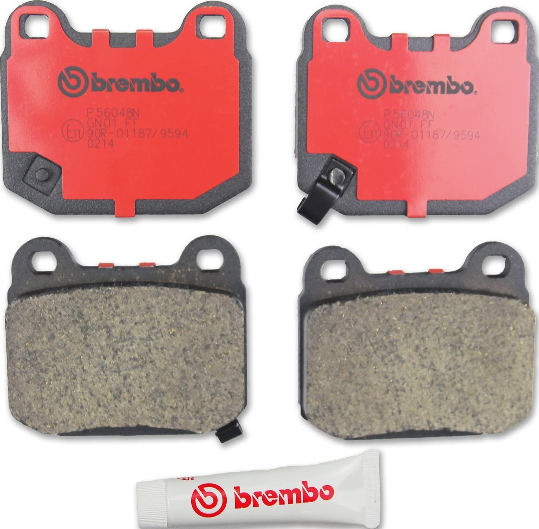 Brembo P56048N Rear Disc Brake Pad
