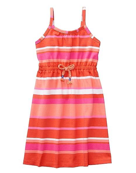 Amazon.com: Gymboree Maxi vestido sin mangas para niña: Clothing