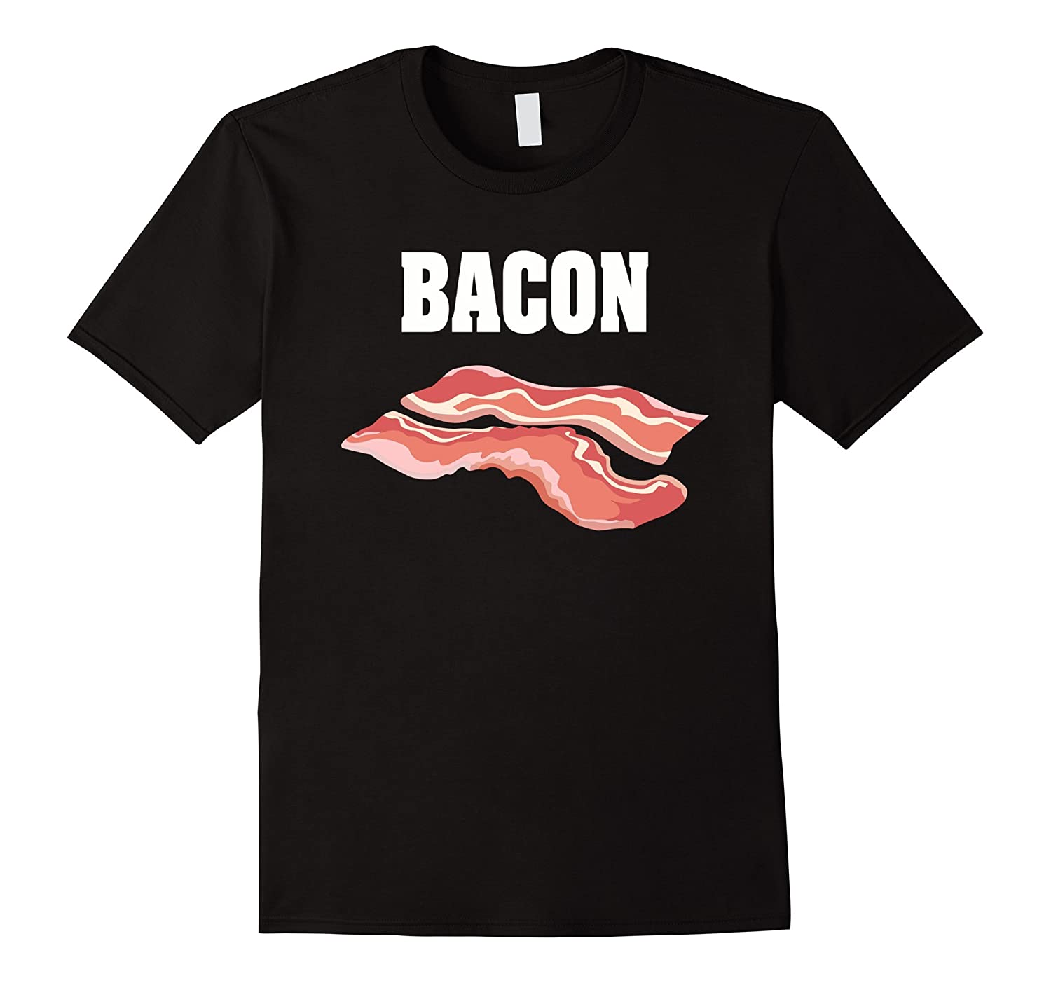 Bacon Couples Halloween Costume T-shirt Bacon & Eggs