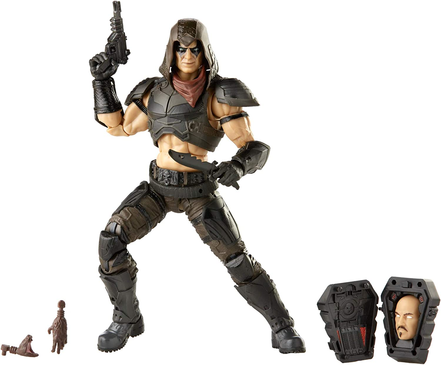 Joe Classified Series Zartan Action Figure 23 Collectible Premium Toy with Multiple Accessories 6-Inch Scale with Custom Package Art G.I