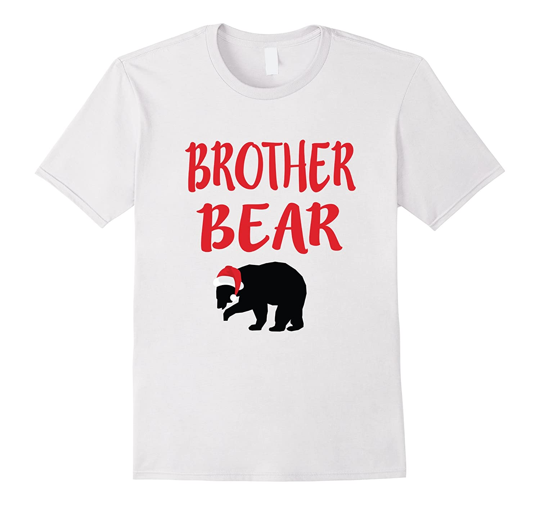 Brother Bear Christmas Santa Family Matching Pajamas T-Shirt-ANZ ... 795fc06bd