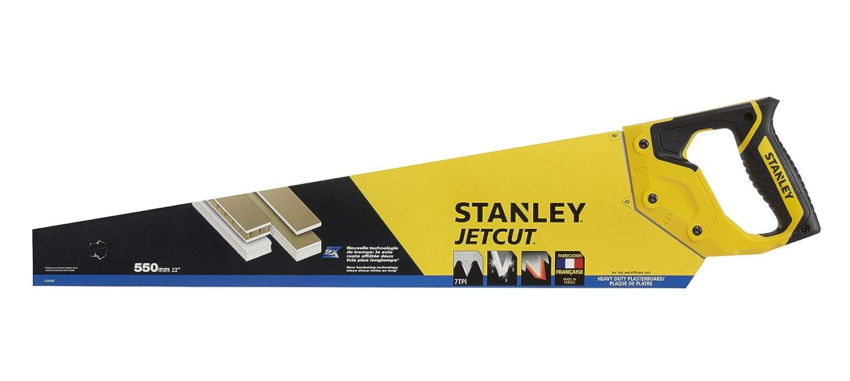 STANLEY 2-20-037  Segaccio Jet Cut lunghezza mm 550 speciale per cartongesso.