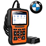 FOXWELL NT510 Elite Full Systems Scanner for BMW Automotive Obd2 Code Reader Bidirectional Diagnostic Scan Tool with SRS…