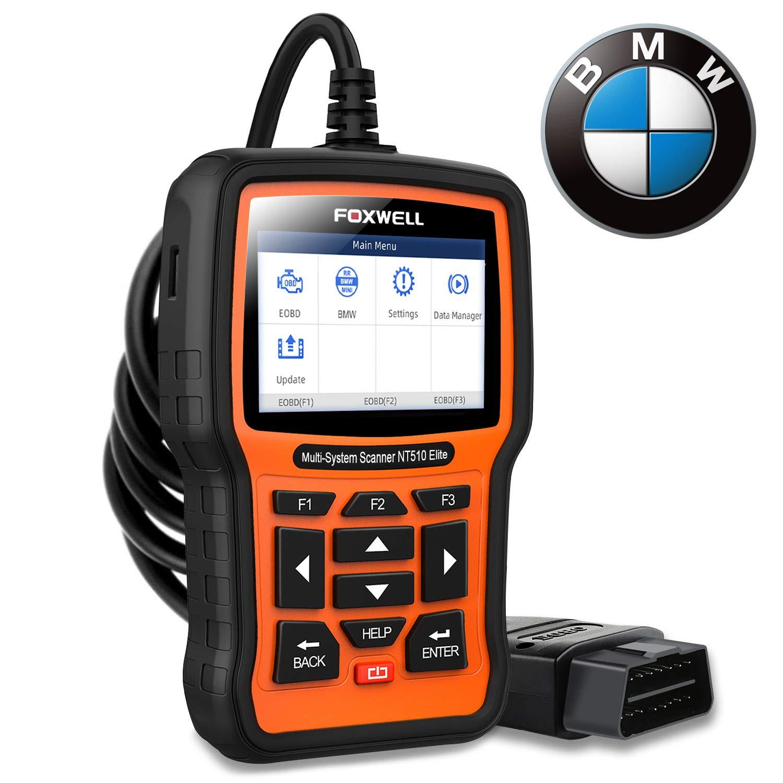 FOXWELL NT510 OBD2 Scanner For BMW