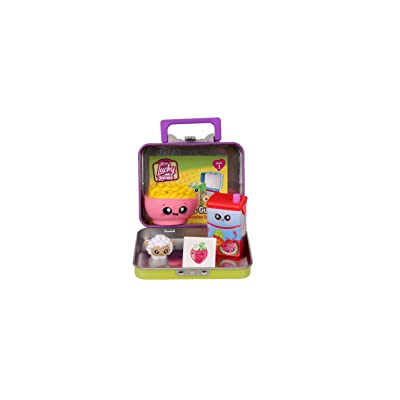 Little Lucky Lunchbox 10510BF Surprise-10 Styles to Collect, Multicolour: Toys & Games