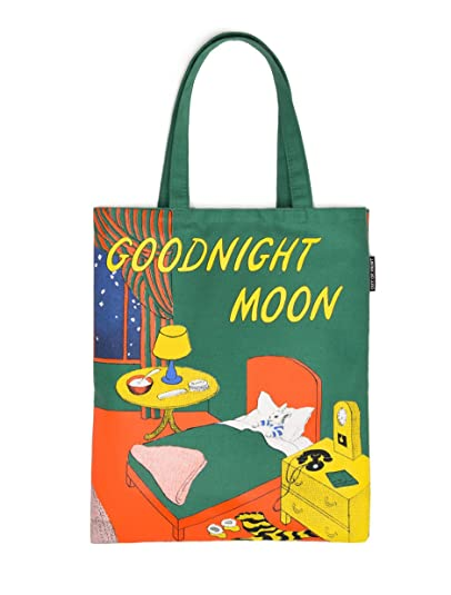 Amazon.com  Out of Print Goodnight Moon Tote Bag a4cbff6737b60