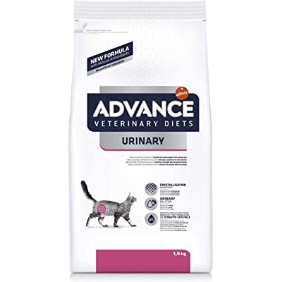 Advance Veterinary Diets Urinary - Pienso para Gatos con Problemas urinarios - 1.5 kg