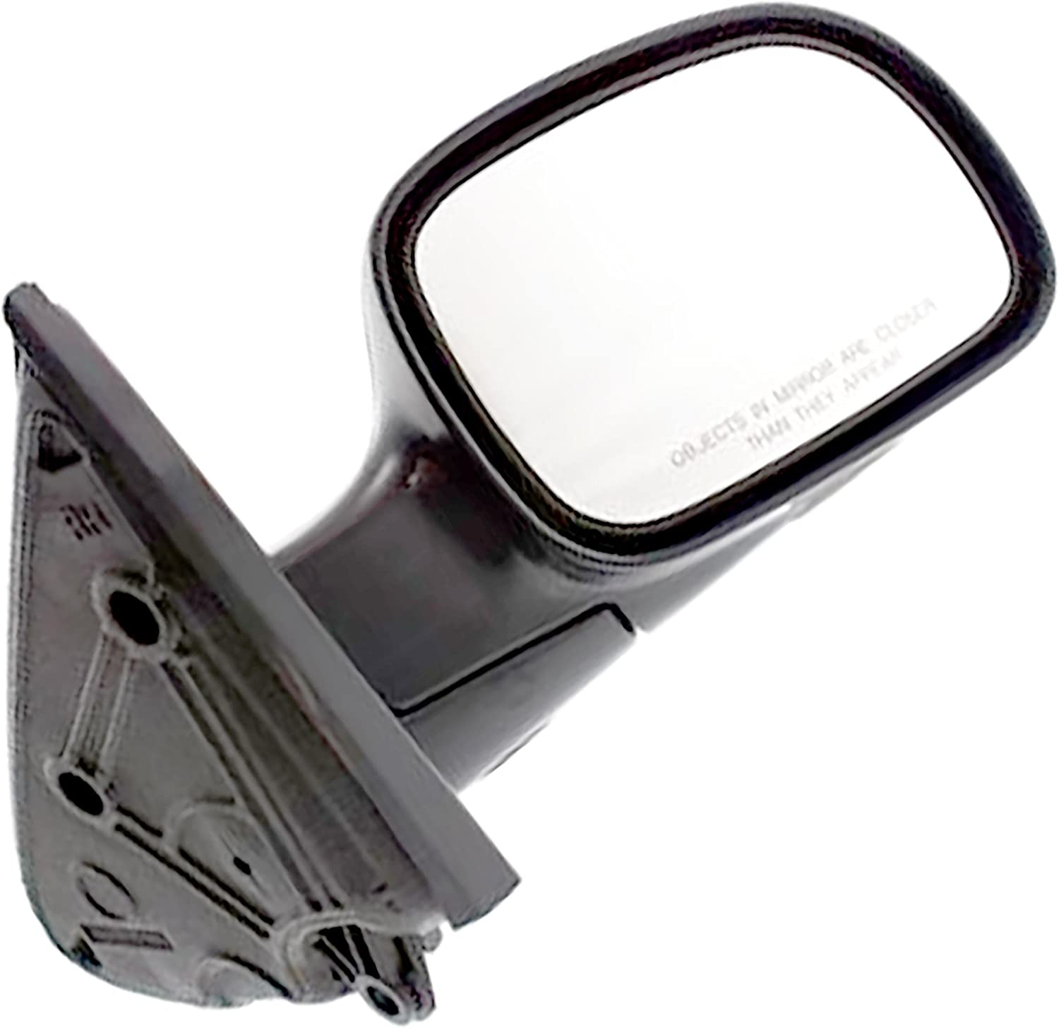 New OEM Mirror fits 2001-2007 Caravan Town /& Country Voyager Driver Side Black