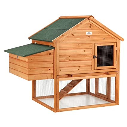 Confidence Pet 2 Story Chicken Coop/Hen House