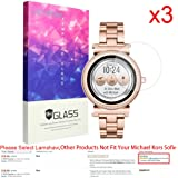 Amazon.com: Michael Kors Access Sofie Touchscreen Smartwatch ...