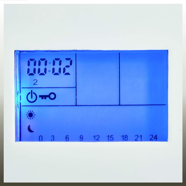 Einhell 2338561 BH 2000//1 H Calefactor para ba/ño