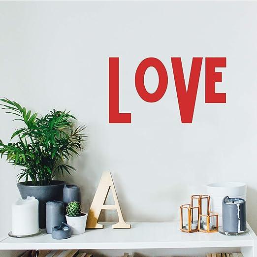 Modern Wall Art Sticker Bedroom Living Room Quote Vinyl Decal Home Decor