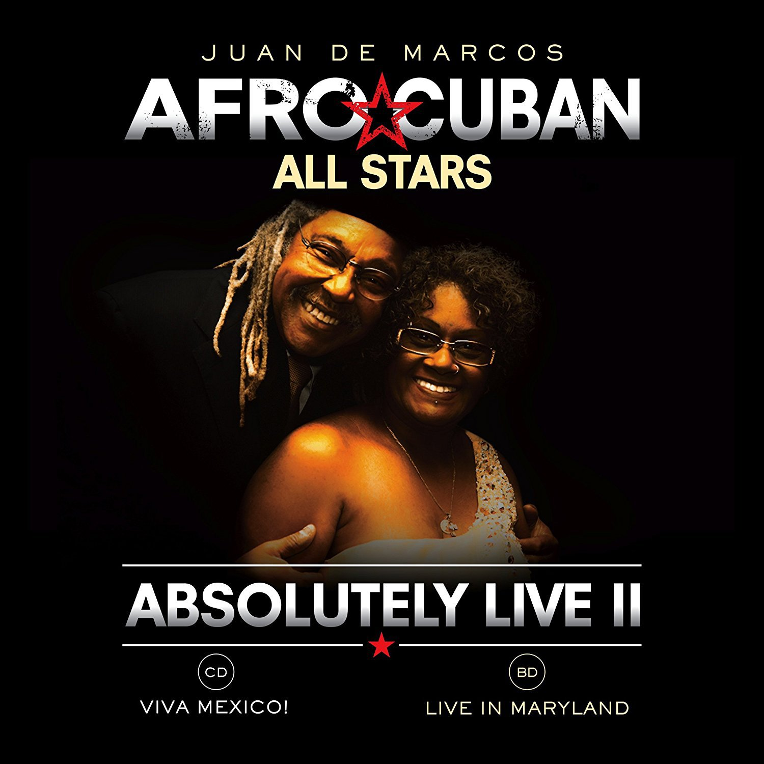 Absolutely Live II CD/Blu-ray