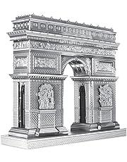 Fascinations ICONX Arc De Triomphe 3D Metal Model Kit
