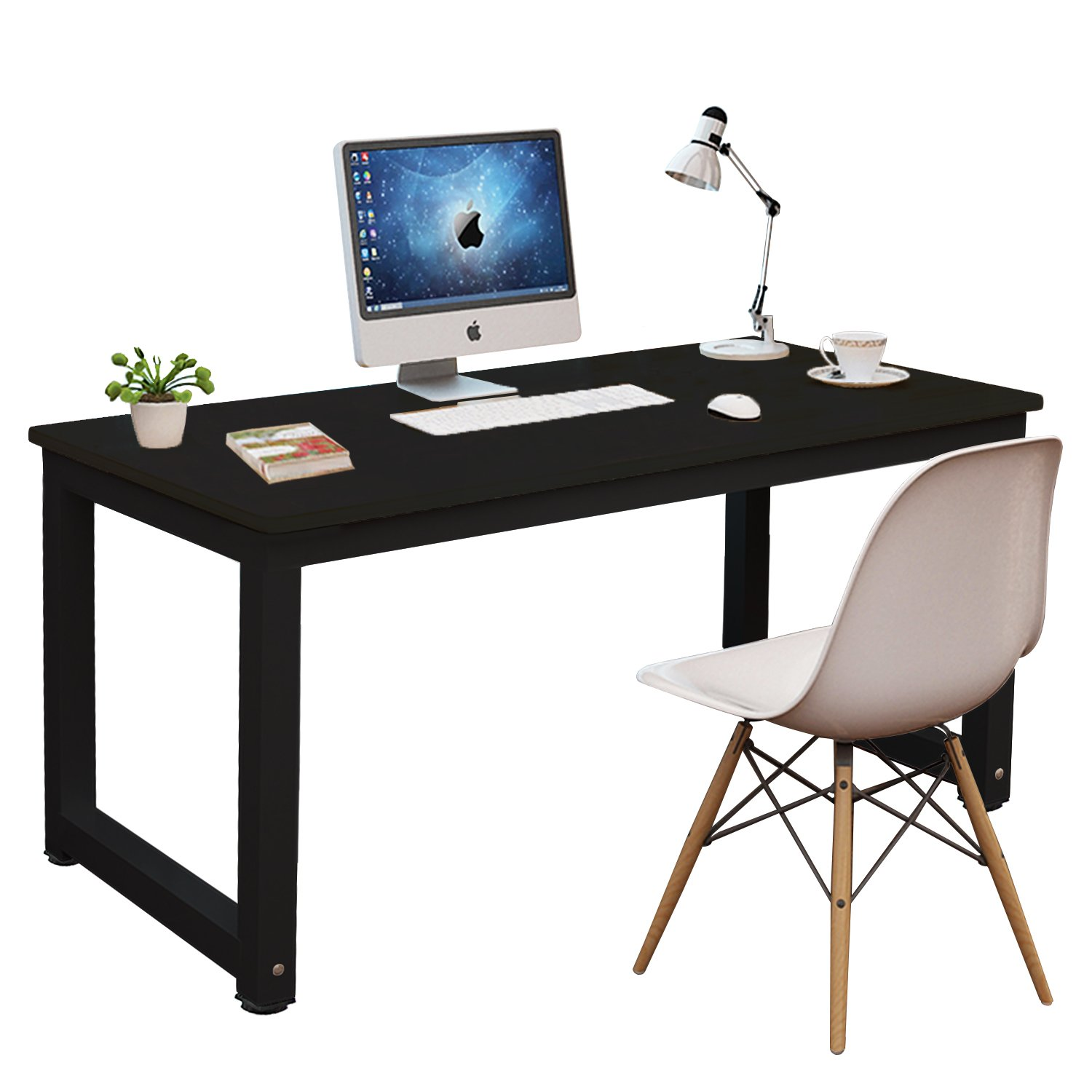 "The Brescian Professionals For Marvellous Metal Furniture: DL Furniture-Computer Desk Office Table 63""inches, Stable"