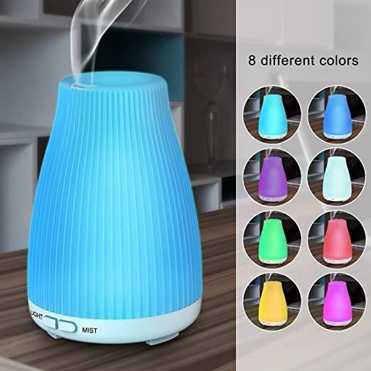 Ultrasonic Aromatherapy Essential Oil Diffuser - BAXIA TECHNOLOGY