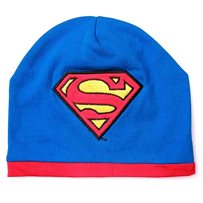 Amazon.com  Superman Baby Hat 0-9 Months  Clothing 05b8ab8c12ea