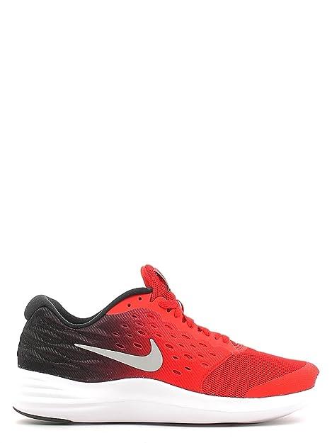Nike Lunarstelos (GS), Zapatillas de Running para Hombre, Gris (Gris (Anthracite/Metallic Silver-Black)), 38 EU