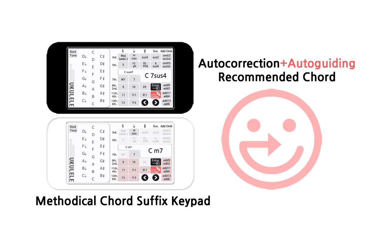 Amazon awadon chord 3d guitar guitalele and ukulele chords amazon awadon chord 3d guitar guitalele and ukulele chords 3d fingering model appstore for android hexwebz Choice Image