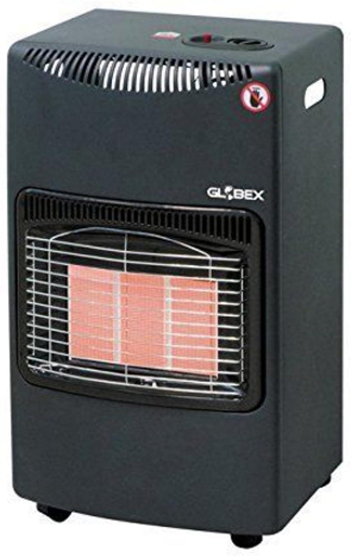 Globex eos stufa a gas da 4 2 kw cosmico migliori for Pannello radiante infrarossi amazon