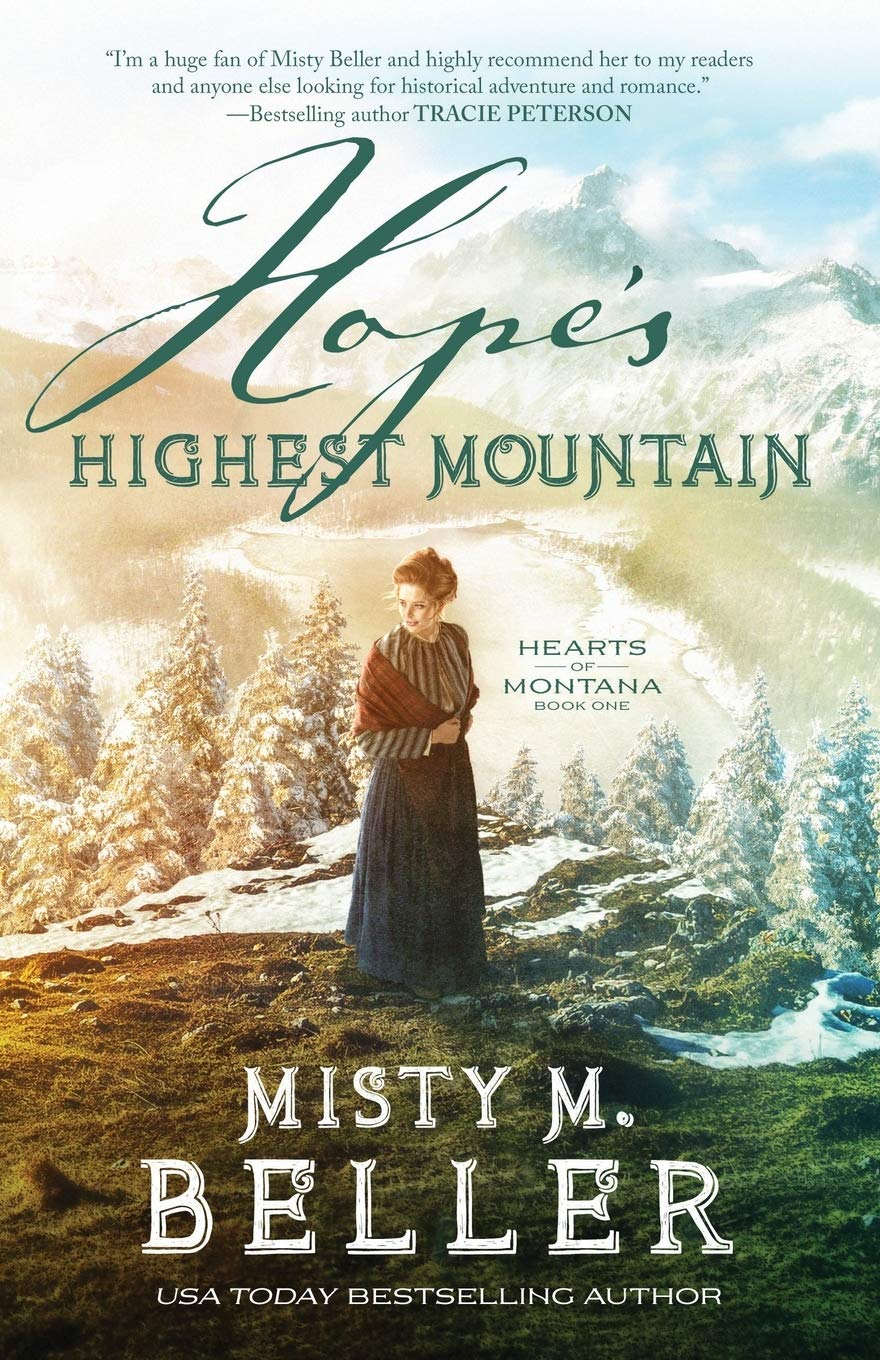 Hope's Highest Mountain {A Book Review}