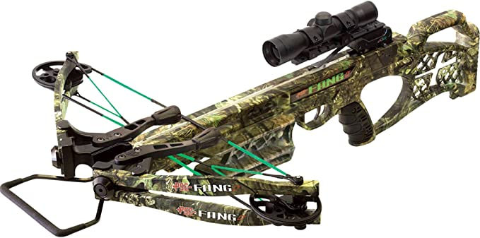 Best Crossbows :  PSE Fang Series Compound Crossbow