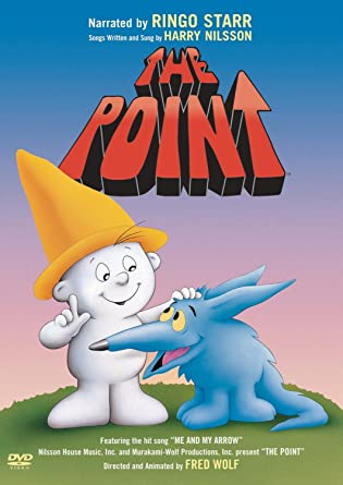 Amazon com: The Point: Ringo Starr, Harry Nilsson, Dustin Hoffman