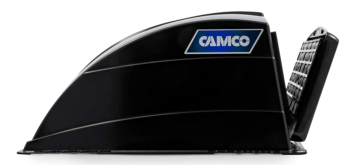 Camco 40453 RV Roof Vent Cover Smoke