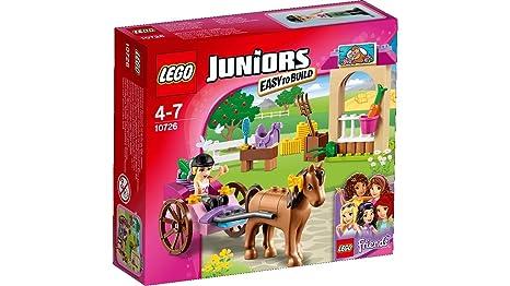LEGO Juniors - Carruaje de Stephanie (6135837)
