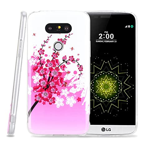 Funda Carcasa Gel para LG G5, 11:11 Accessories [Anti ...