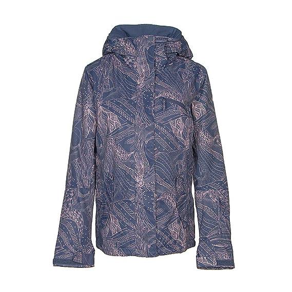 Amazon.com: Roxy Snow Junior chaqueta para nieve con ...