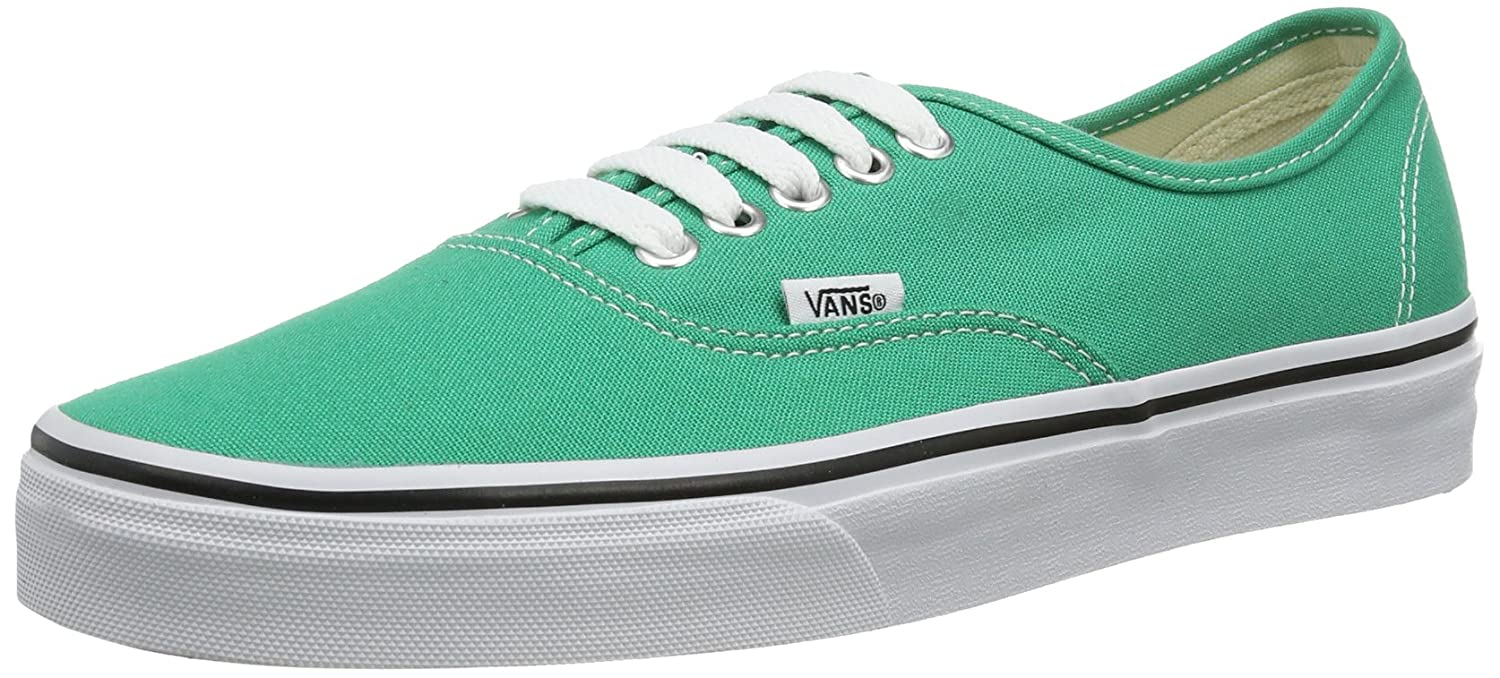 vans u authentic verdes
