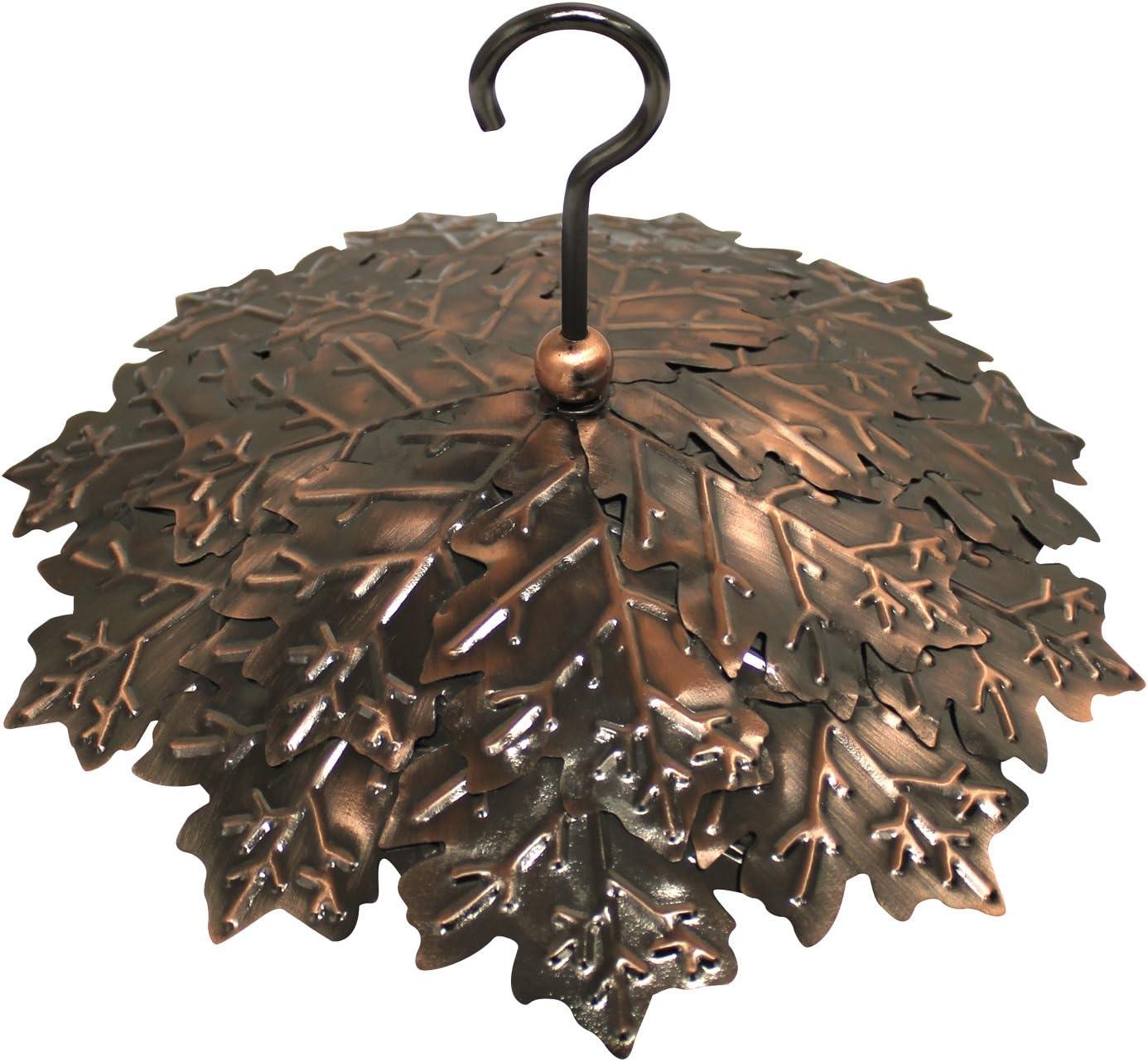 Heath Outdoor Products RG-2 Copper Leaf Rain Guard