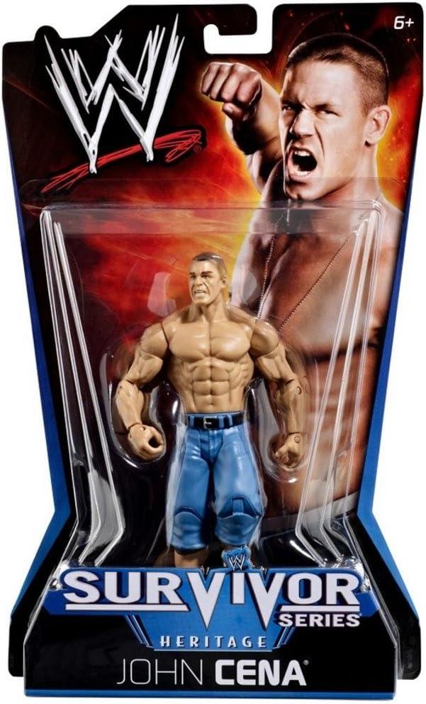 Heritage Series PPV #10 WWE John Cena 2010 Survivor Series Figure