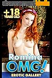 Romina the Readhead at OMG Eros Gallery - eighteen college girl (English Edition)