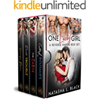 One Lucky Girl: A Reverse Harem Collection (English Edition)